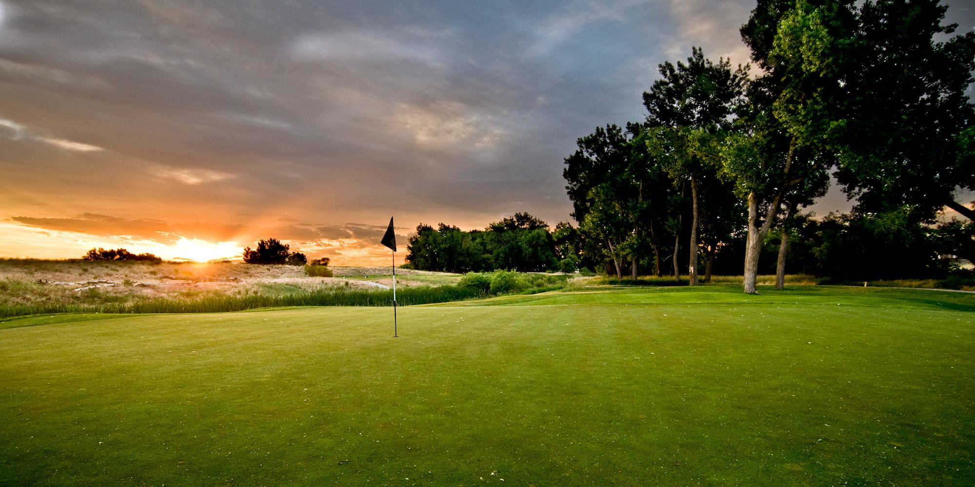 Green Golf golf course in denver, co | public golf course near denver, co